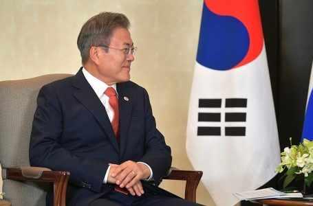 Мун Чжэ-ин: Сеул стремится развивать сотрудничество с Туркменистаном