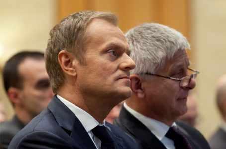 Президент Европейского совета Дональд Туск прибыл в Грузию