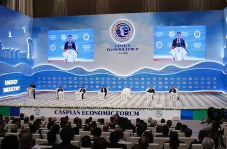 Участники Каспийского форума делятся своими впечатлениями о Туркменистане