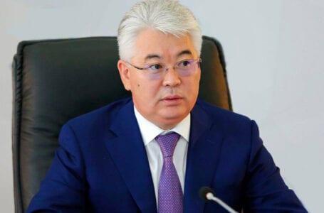 Министр иностранных дел Камилов встретился со своим казахстанским коллегой