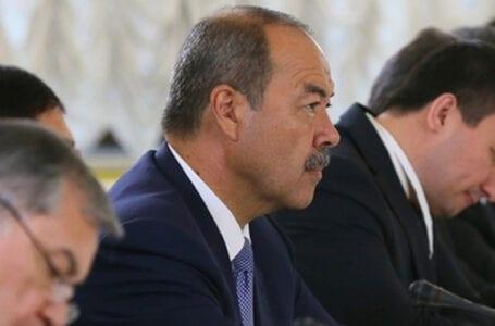 Премьер-министр Арипов в Туркменистане