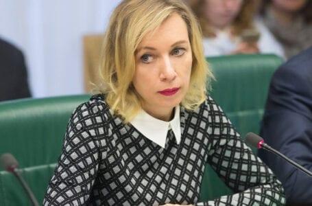 Газета: пресс-секретарь МИД Армении реагирует на российского коллегу