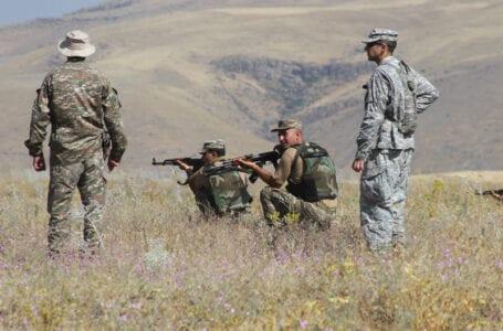 Узбекские и российские воинские части проводят совместные учения
