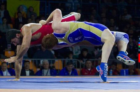 Юный азербайджанский вольный борец завоевал бронзу мира