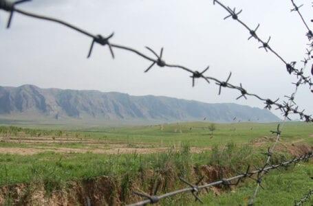 На азербайджано-армянской границе строится пограничная система