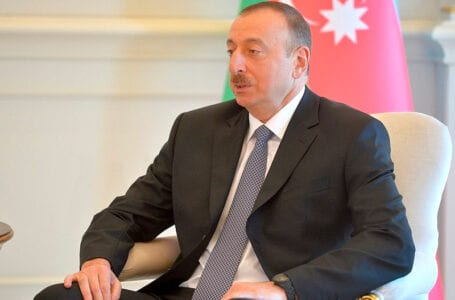 Президент Ильхам Алиев в Давосе напомнил о внешнеполитических приоритетах Баку