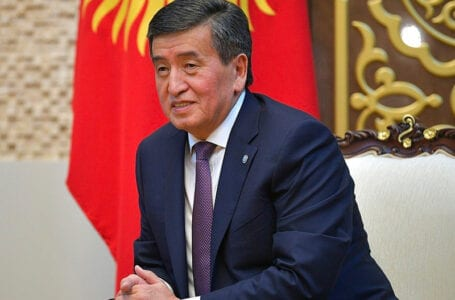Президент Киргизии уходит в отставку