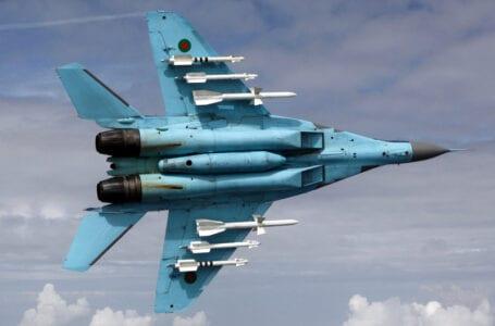 Россия присоединится к поисковой операции разбившегося азербайджанского самолета МиГ-29