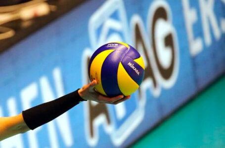 Женская сборная Азербайджана по волейболу одержала победу на CEV EuroVolley 2019