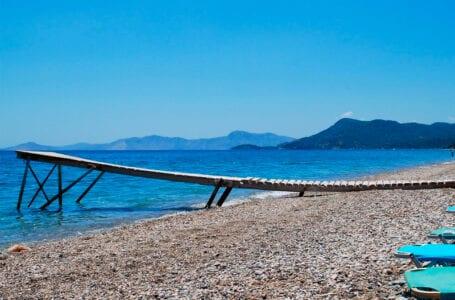 Адаптированный пляж для людей с ограниченными возможностями открывается на Батумском бульваре