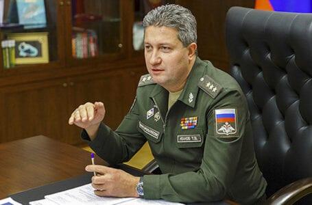 Заместитель министра обороны России прибыл в Узбекистан