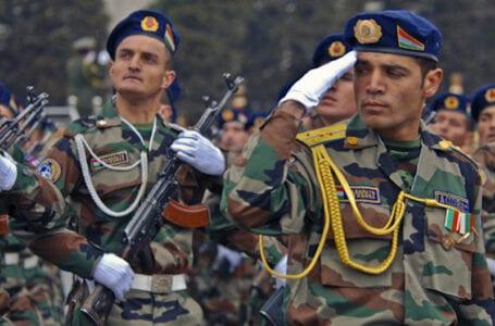 ГБАО завершает совместные учения армий Таджикистана и Китая