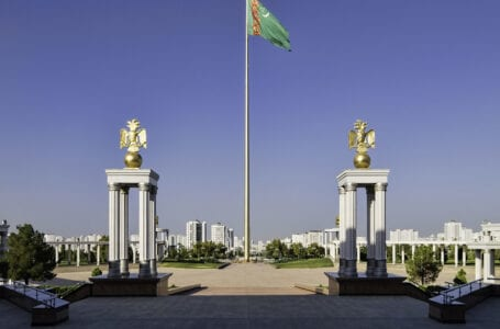Туркменистан: самое интересное