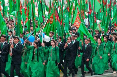Туркменистан отмечает 28-ю годовщину независимости