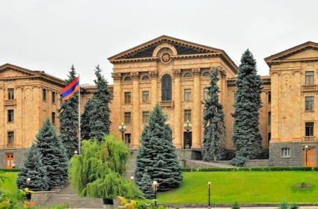 Скоро состоится заседание парламента Армении