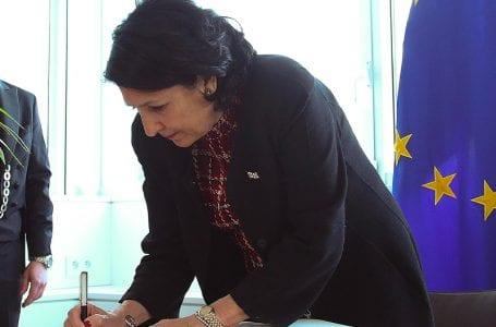 Грузия объявила мораторий на помилование