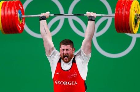 Грузинский тяжелоатлет установил новый мировой рекорд