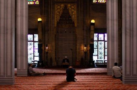 В Таджикистане готовятся к открытию самой большой мечети в Центральной Азии