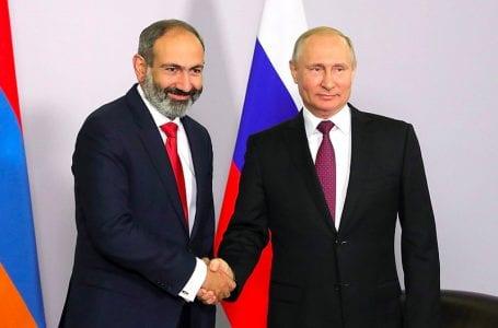 В условиях войны армяне внимательно следят за сигналами из России