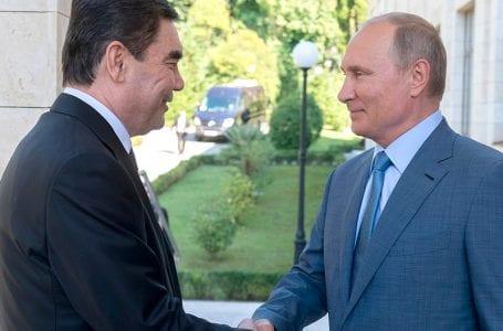 Туркменский лидер поздравил Россию с разработкой вакцины против коронавируса