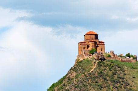 Посольство США профинансирует сохранение монастыря Джвари