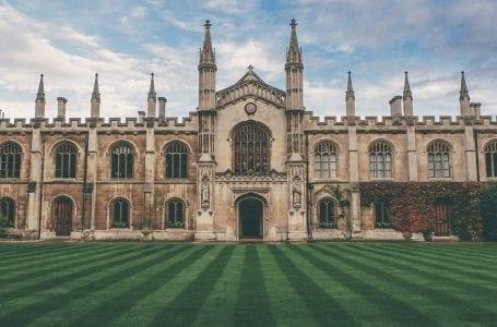 Университет Центральной Азии подписал соглашение о партнерстве с Кембриджским университетом