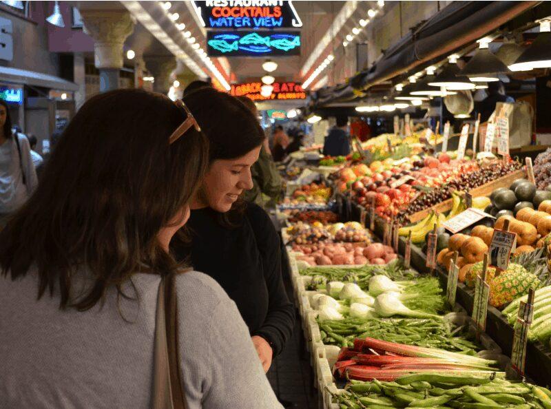 Представители гипермаркетов: дефицита продовольствия в Грузии не будет
