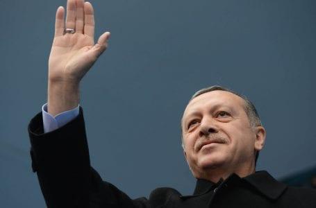 """Эрдоган надеется, что Франция скоро избавится от """"бремени"""" Макрона"""