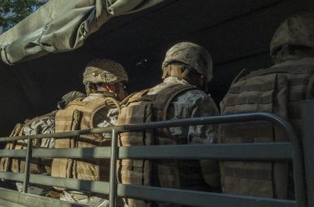 Азербайджан передал тела армянских солдат, погибших в боях в Нагорном Карабахе