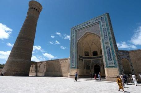 Потрясающая архитектура Узбекистана рассказывает разнообразную историю