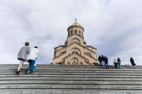 Грузины показали свою ответственность и дисциплину на Пасху