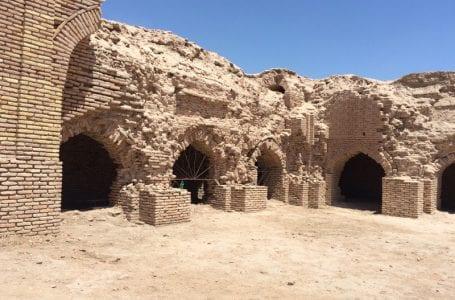 Дая-Хатын – туркменский караван-сарай