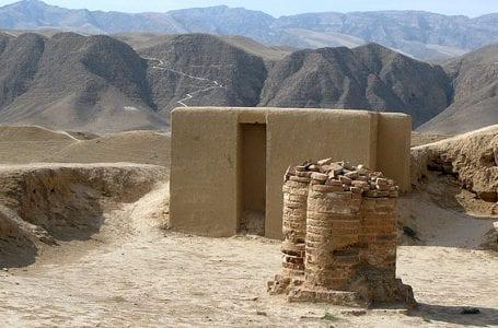 Таинственная Ниса, первая столица Парфянской империи