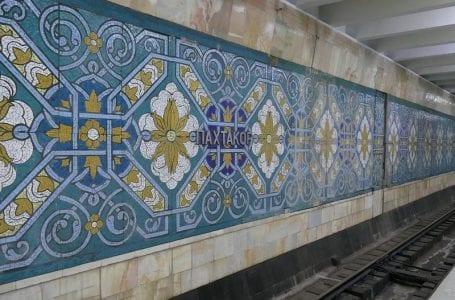 Ташкентская мозаика, наследие братьев Жарских