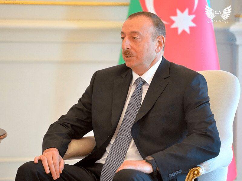 Нагорно-Карабахская война меняет статус Президента Азербайджана Алиева