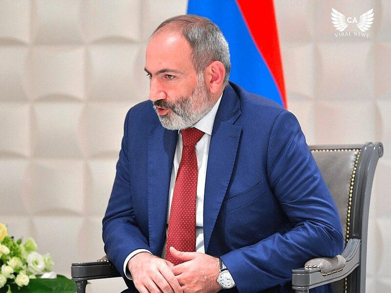 Армяне вышли на улицы Еревана с требованием отставки премьер-министра