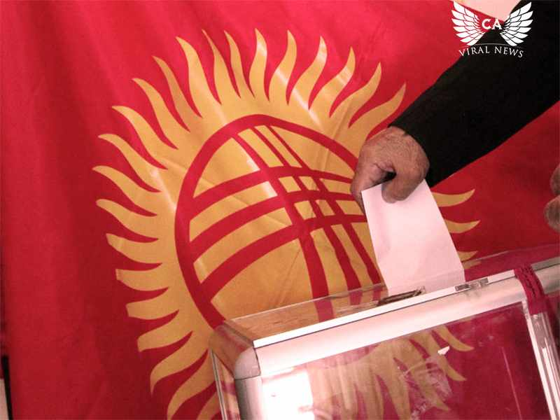 Наблюдатели обвиняют Жапарова в «не совсем честных» выборах
