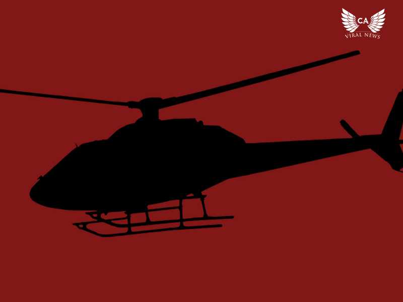 В Туркменистане разбился военный вертолет. Есть жертвы