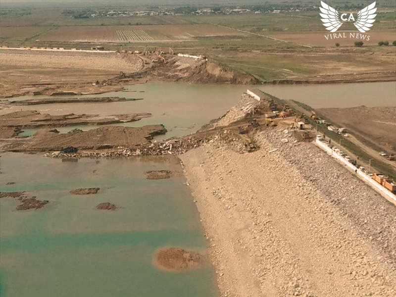 В Узбекистане возобновлено следствие по поводу катастрофы на плотине