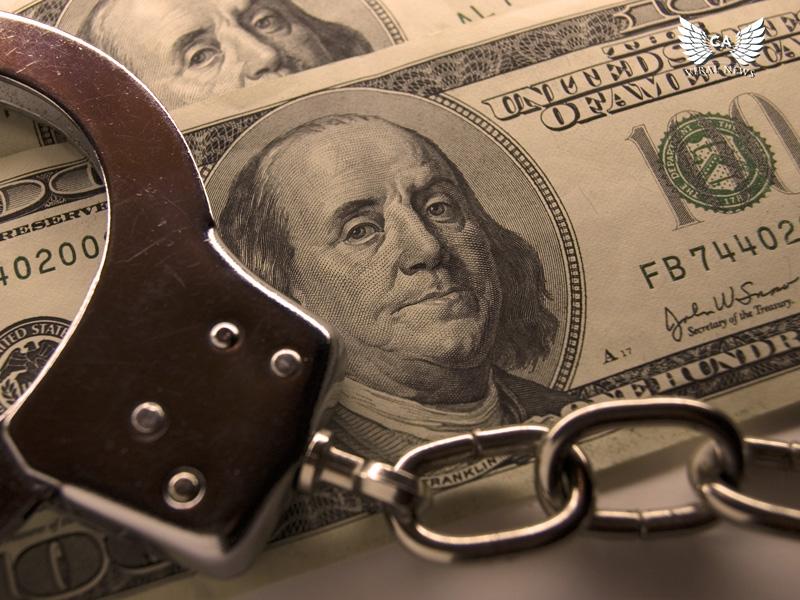 Экс-чиновник получил штраф за крупную финансовую махинацию