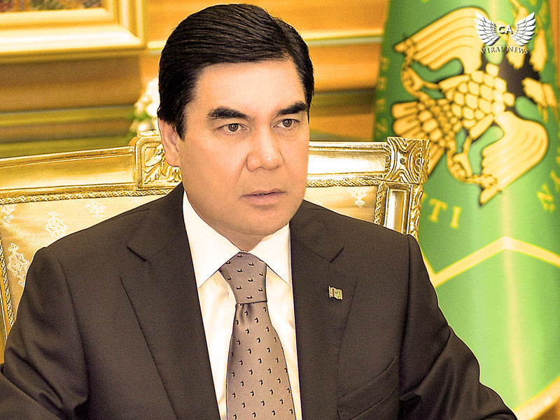 Глава Туркменистана определился с приемником?