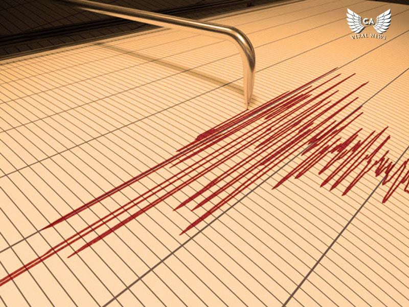 В Таджикистане произошло землетрясение