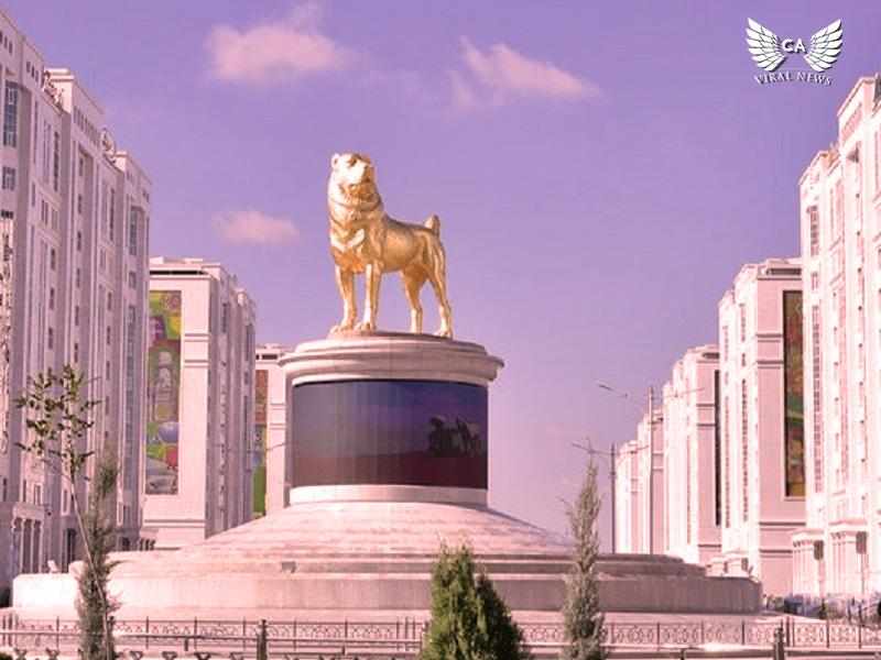 Теперь в Туркменистане есть национальный праздник, посвященный породе собак