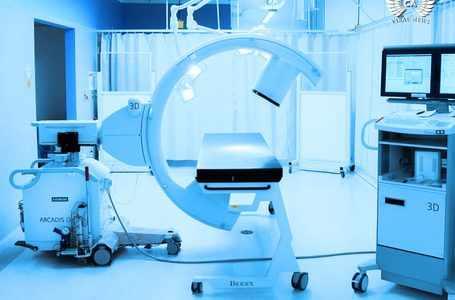 США пожертвовали Таджикистану медицинское оборудование