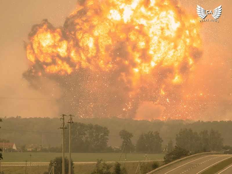 Следователи Казахстана вновь рассмотрят дело о детонации боеприпасов в 2019 году