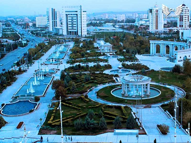 Гурбангулы Бердымухамедов жестко раскритиковал уровень благоустройства столицы Туркменистана