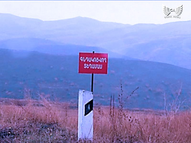 Неопределенность с границей между Арменией и Азербайджаном