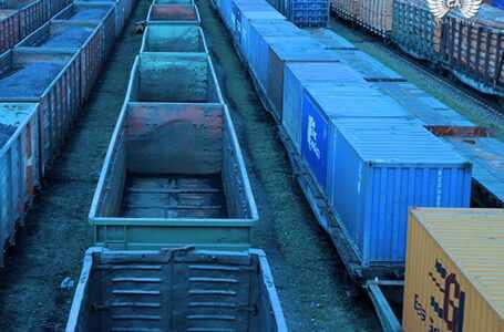 По железнодорожному маршруту Казахстан – Китай резко сократилось количество грузовых перевозок
