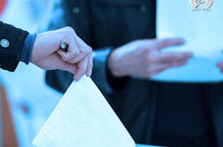 В Туркменистане прошли выборы в сенат