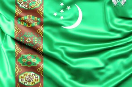 Глава Туркменистана принял участие в торжестве, которое прошло во дворце Рухиет